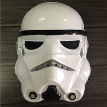 X-MERRY Hot -selling StormTrooper plastic mask adult face party mask