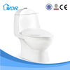 Siphonic flushing bathroom elegant design porcelain toilet