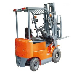 mini forklift, forklift truck, 3 wheels electric forklift truck