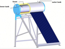 Pretty Good Domestic Natural Solar Water Heater With Low Price