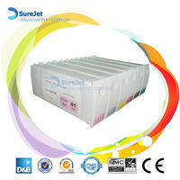 best quality compatible wide format ink cartridge for hp81