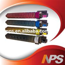 MPC5000 copier toner compatible for Ricoh Aficio MPC4000/C5000