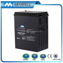 Lead Acid Battery for electric car, tricycle, golf cart, 6V 200Ah (B)