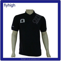 polo neck high quality cotton breathable sport t shirts