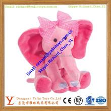 Pink Valentine Day Stuffed Animals
