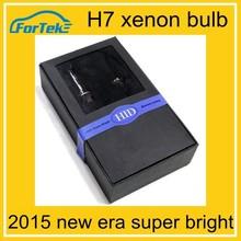 2015 new era xenon h7 whole sale cheap h7 bulb super bright 5000k xenon lamp whole sale