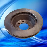 High performance gray iron disc brake, disc brake for crane