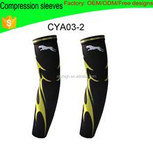 (Factory:ODM/OEM) wholesale custom sports arm sleeves 001