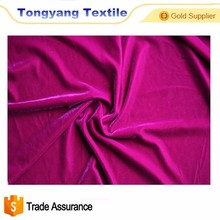 China textile and material coat velvet fabric 5000 for woman