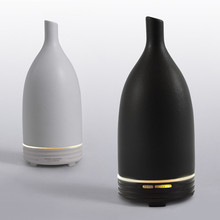 IONCARE supply air humidifier,aroma diffuser ultrasonic ,ceramic fragrance diffuser with LED light
