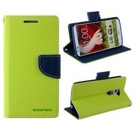 Stock Korea Mercury Wallet Leather Fancy Phone Case Cover For Asus Zenfone 5