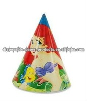 Wholesale The Little Mermaid Hat/Ariel The Little Mermaid Partyware , party Tableware