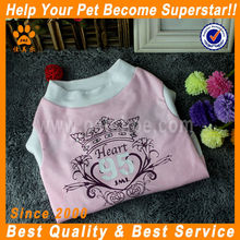 JML China factory cloths for dog matching dog and owner clothes