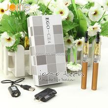 Original electronic manufacturer china e cig rebuildable atomizer eGo ce4 Kits electronic vaporizer pen style