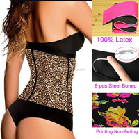 women hot shapers sex xxl of latex waist trainer for women with 100% natrual latex material