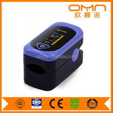 OLED display Digital Finger pulse Oximeter
