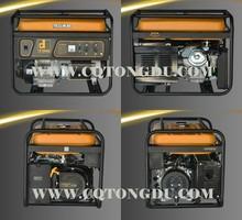 generadores eléctricos por alternador de China 5kw dínamo 12v 3000 rpm para el mercado de colombia