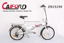 Folding in frame battery e bike