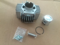 High quality PUCH50 45mm Aluminum Motorcycle cylinder kit