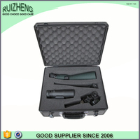 Supply aluminum metal cheap mechanic tool box set