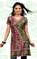 Stylish fitted Kurti for women