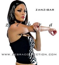 Zanzibar active wear sport top