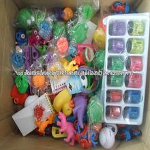 juguetes de plástico de promoción conjunto grande