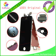 Top quality best price for iphone 5 lcd jt digitizer with assembly