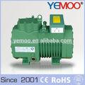 Hangzhou yemoo semi- hermético de pistão usado 2hp compressor freezer r404a compressores