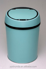 trash can with lid shop popular sensor auto bin from China export to Singapore