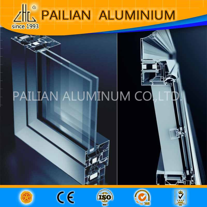 Wholesale kazakhstan top grade commercial aluminum window for Thermal windows prices