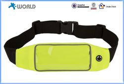 Factory new listing Travel Fanny Waist Packs for Exercise & Fitness. with high quality