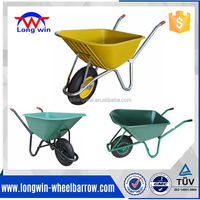 Direct factory plastic various types of wheel barrow,wheelbarrow,wheelbarrow manufacture