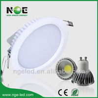Pretty CE high brightness led downlight for supermarket