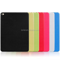 Rugged Case For Ipad Air 2 Soft TPU Gel Rubber Back Case For Ipad 6