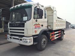 JAC 10 ton dump truck, JAC 6 wheel dump truck, JAC 8 m3 camion dump truck