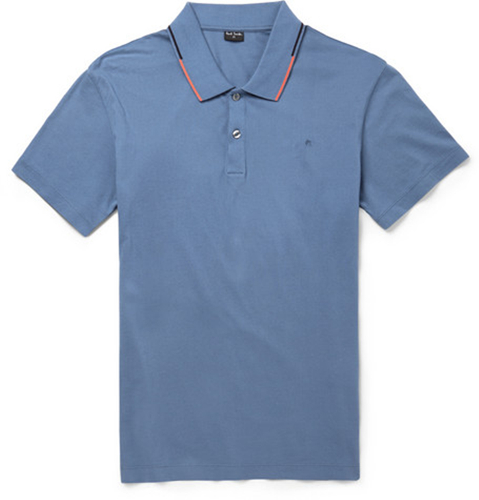 White Polo Shirt Cotton With Your Own Design Wholesale