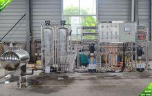 de alta calidad industrial ro sistema de purificación de agua para el sistema de filtración de agua