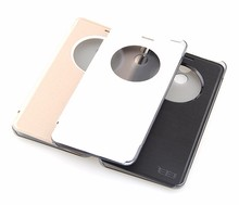 Original 5.5 Inch Elephone P8000 Case for elephone P8000 Smart Mobile Phone leather Case with Hard Back cellphone Case