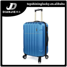 School trolley bag PC suitcase factory wholesale ABS travel luggage