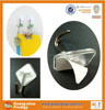 Durable Plastic Material Household Adhesive Plastic Wall Hook