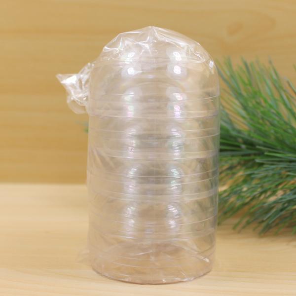 Wholesale large plastic ball christmas ornaments