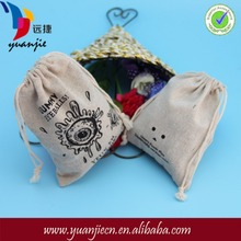 Fashion new products sweet jute pouch