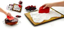 Kitchen Craft Flexible All Purpose Bowl Pastry Scraper