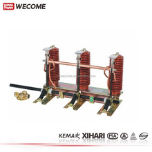 KEMA Testified Medium Voltage Switchgear KYN28 Earthing Switch Manufacture