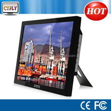 """full hd 14 inch lcd monitor 15"""" monitor touch industry machine with DVI input"""