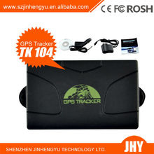 Wholesale !! Drop shipping !1Latest Live Real Time sos service gps tracker TK104 long life battery gps tracker TK 104