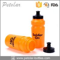 Wholesale Pe sport Bpa-free water bottle/different types portable drinking water bottles