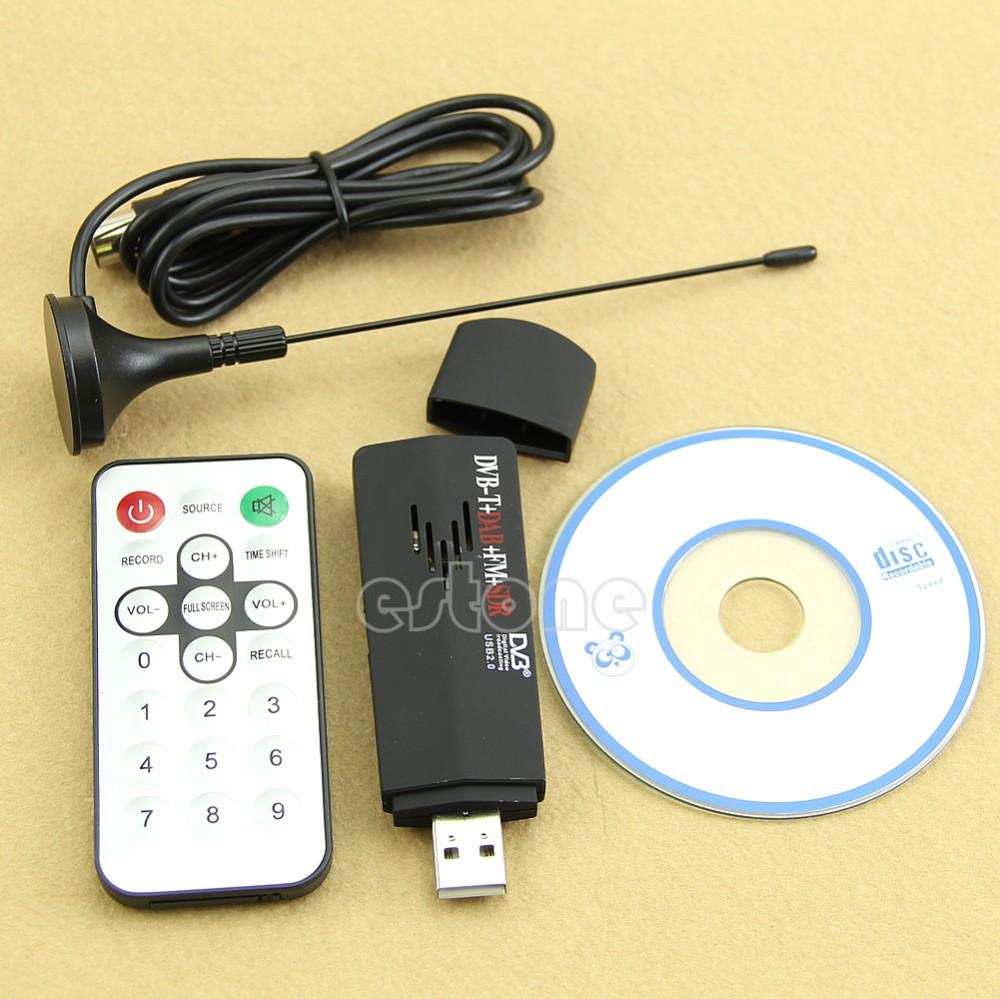 n94 rohs digital usb tv stick fm dab dvb t rtl2832u r820t. Black Bedroom Furniture Sets. Home Design Ideas