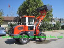 Wheel Loader ZL10F with Changchai 490 engine